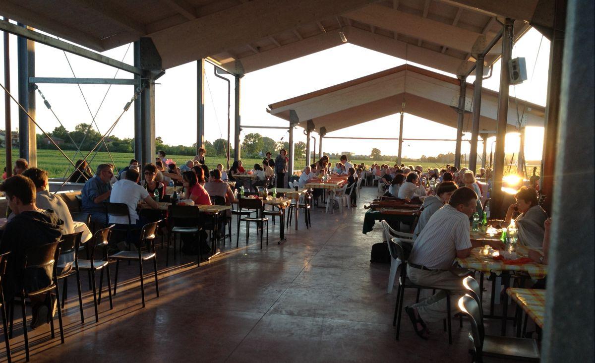 24 giugno San Giovanni: la 'tortellata di beneficenza' a favore della Cooperativa Sociale LA PERLA di Reggio Emilia