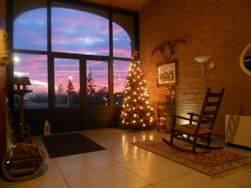 E' Natale alla casa di campagna