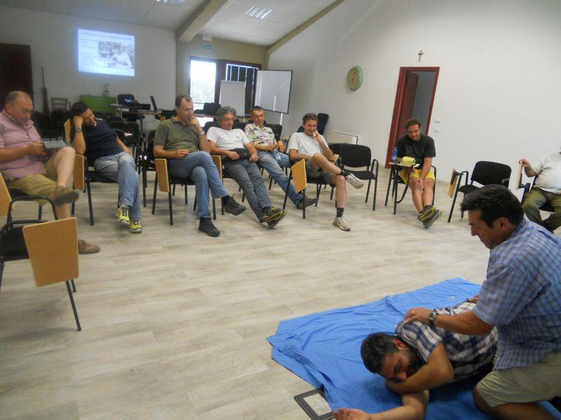 Svolgimento teorico e pratico di un Corso di Primo Soccorso Aziendale