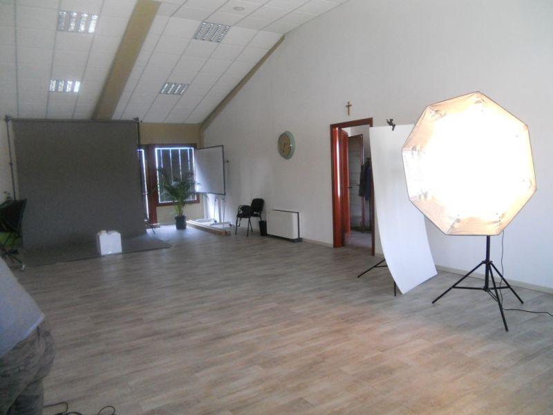 La sala polivalente ha ospitato per due giorni un corso intensivo di fotografia