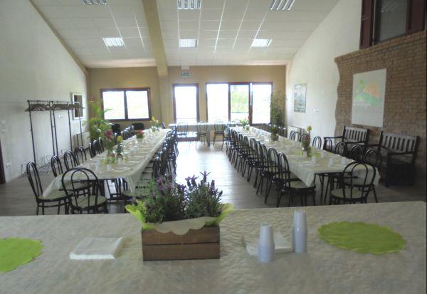 Festa di comunione per 70 invitati