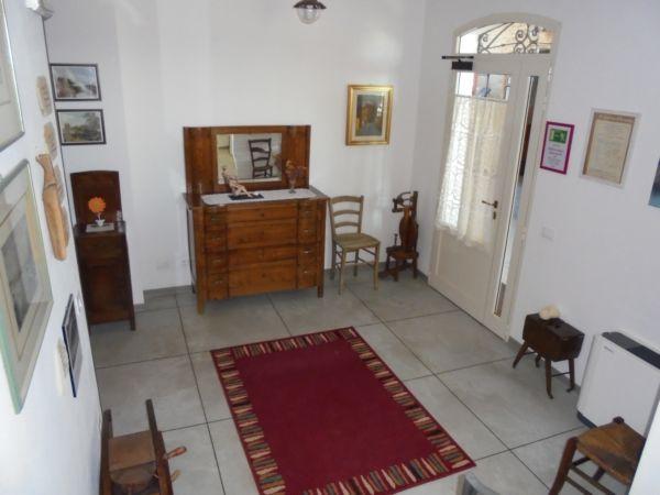 L'accesso riservato agli ospiti delle camere.