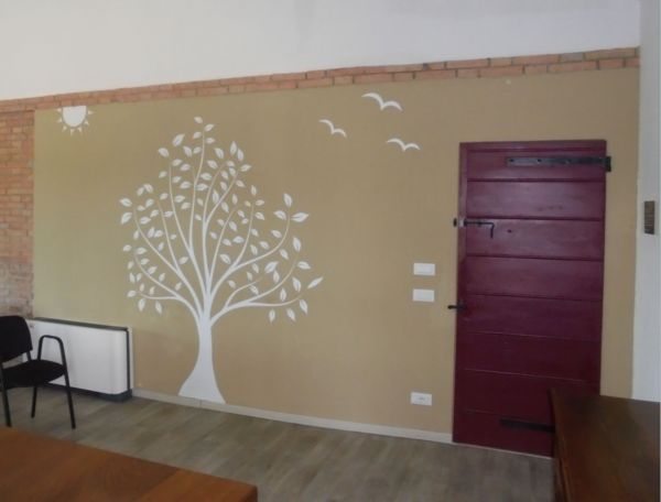 L'albero bianco