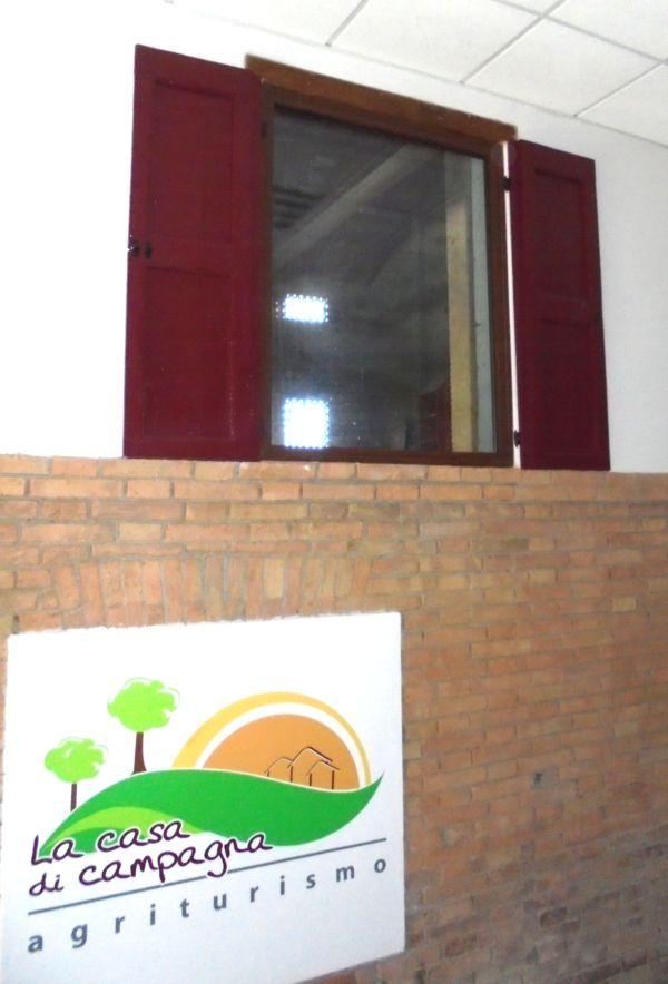 La finestra sul fienile