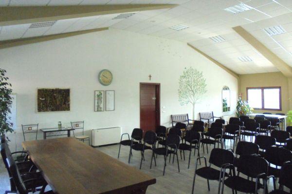 Foto generale della sala